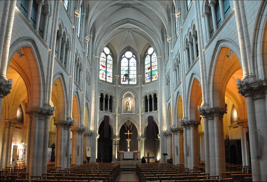 Rencontre-Conférences le 3 décembre 2019 à l'église St André de l'Europe, à Paris (cliquezici)