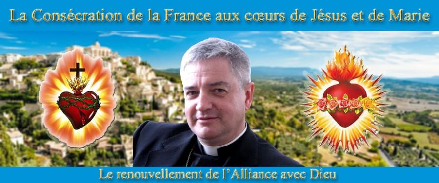 La Consécration de la France : un renouvellement de l'Alliance avecDieu
