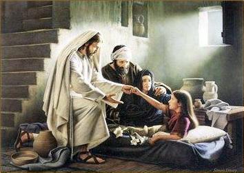 À chacun des membres de la couronne de prière, portant avec joie le Scapulaire des deux Saints Cœurs Unis de Jésus et deMarie.