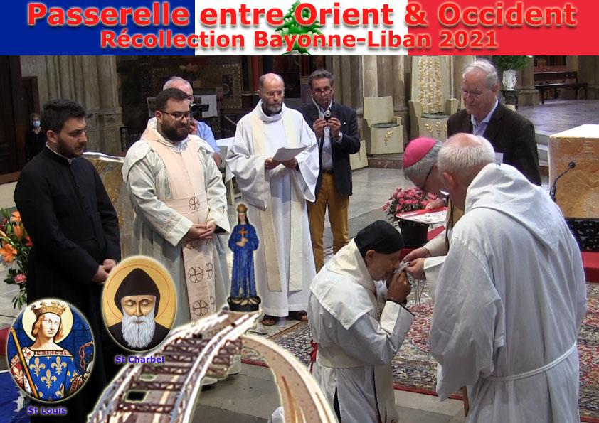 Pluies de grâces à Bayonne lors des fêtes des Sacrés Cœurs de Jésus et deMarie